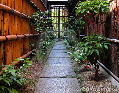 Gion path