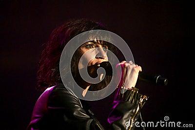 Giorgia Editorial Stock Image