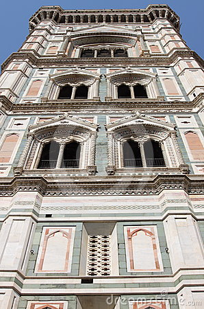 Free Giotto Bell Tower In Florence Stock Photos - 24426443