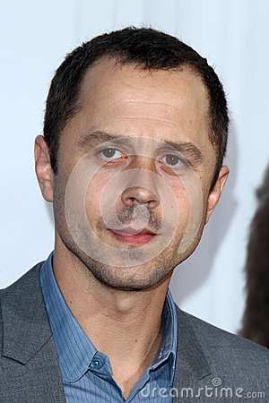 Giovanni Ribisi arrives at the  Editorial Stock Photo