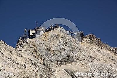 Gipfel-Station