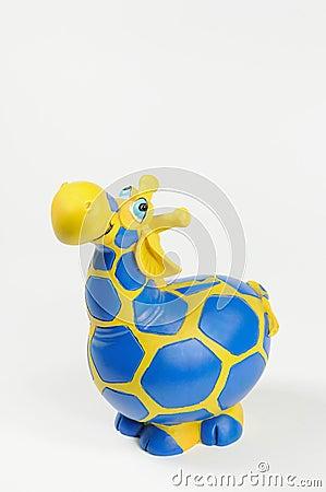 Giraffe moneybox