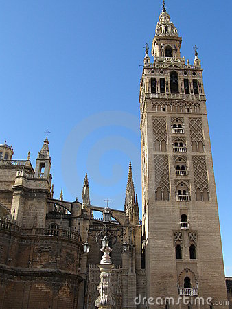 Free Giralda Royalty Free Stock Images - 7346899
