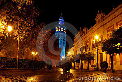 Giralda Tower, Seville [Spain]