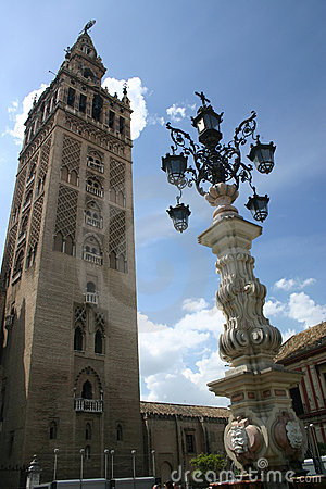The Giralda, Seville, Spain