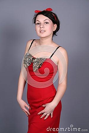 Free Girl Royalty Free Stock Photos - 8605838