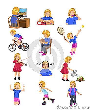 Girl Activities