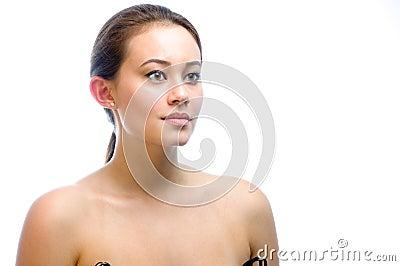 Girl Beauty Model