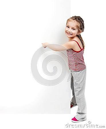 Girl gymnast