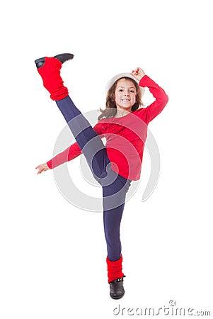 Free Girl Modern Dancing Stock Photo - 29255080
