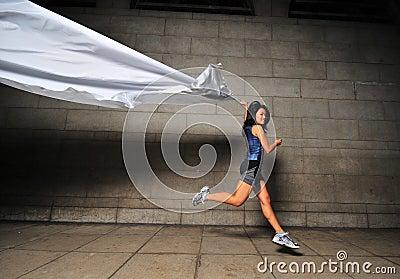 Girl in Motion 16