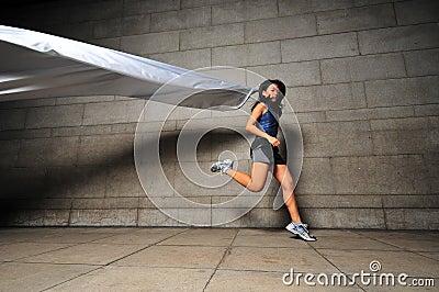 Girl in Motion 19