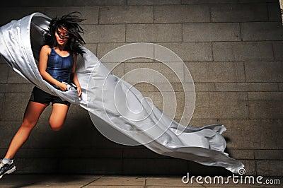 Girl in Motion 29