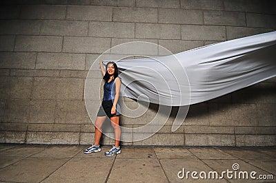 Girl in Motion 3