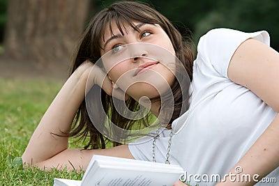 Girl s book dreams