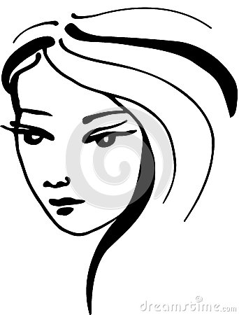 Royalty Free Stock Image Tiger Tattoo Logo Black Vector Illustration Image34904516 also Monat 86319809 in addition Royalty Free Stock Photography Girl S Face Image26951737 together with Idee Clipart besides Food and drinks free logos download. on business face