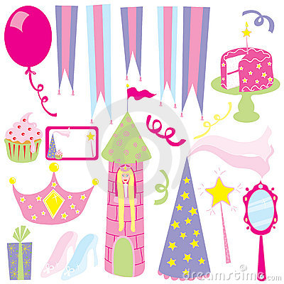 Girl s princess party