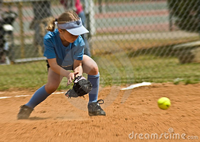 Girl s Softball