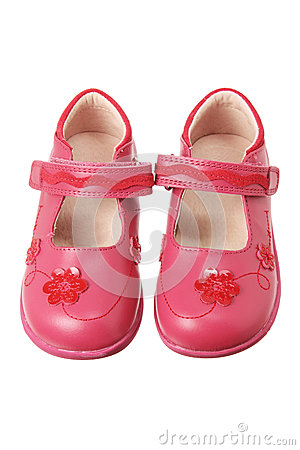 Free Girl Shoes Stock Image - 26001961