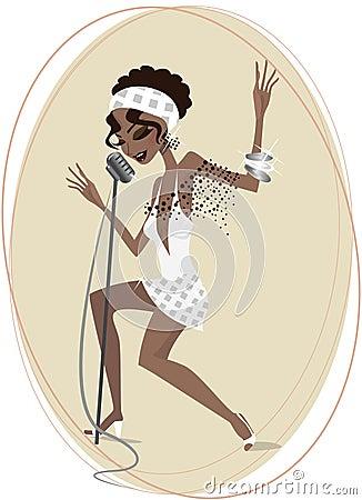 Girl singing song 2
