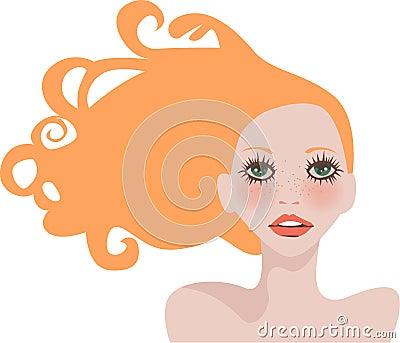 Girl spa