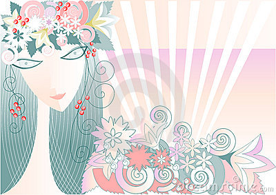 Girl - Spring