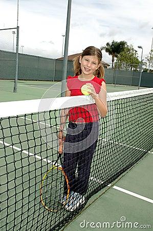 Girl tennis 2