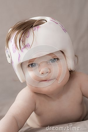 Free Girl With A Helmet Royalty Free Stock Photo - 100540725