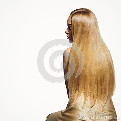 Free Girl With Long Hair Royalty Free Stock Photography - 67032037