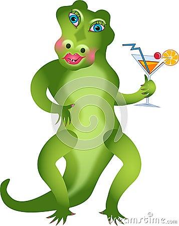 Girlie Gator