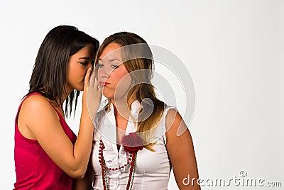 Girlie gossip