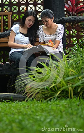 Girls Activity and Friendship