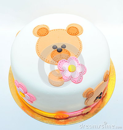 Birthday Cake Fondant Girl Image Inspiration of Cake and