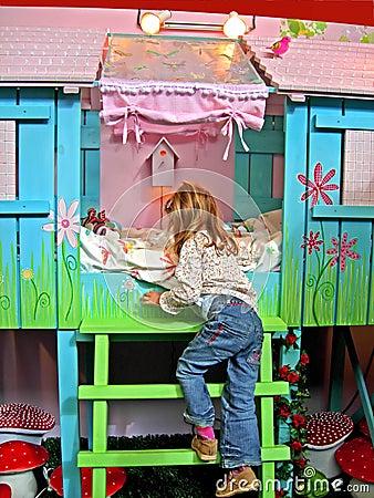 Free Girls Dreams Royalty Free Stock Photos - 1325958