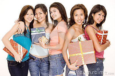 Girls and Gifts #1