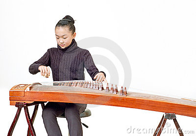 Girls(Guzheng performance)