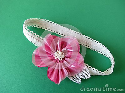 Girls head band