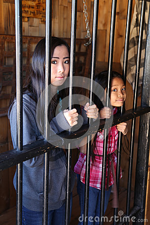 girls in jail stock photo image 49129734 clipart clothes drive clip art clothesline