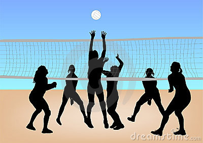 Handsome Beach Volleyball Player Stock Photos, Images, & Pictures ...