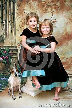 Girls  Portrait