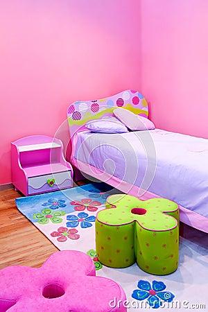 Free Girls Room Stock Photo - 8244160