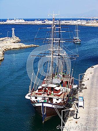 Girne Marina, Northern Cyprus