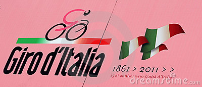 Giro d Italia 2011 Editorial Photography
