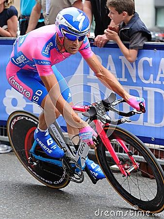 Giro d Italia 2012 - Joaquim Rodriguez Editorial Photography