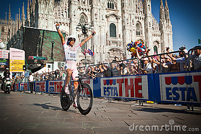 Giro d Italia Editorial Stock Photo