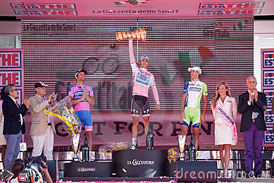 Giro d Italia Editorial Stock Image