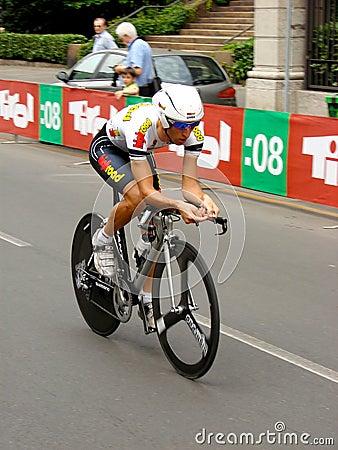 Giro d Italia Last Race Editorial Stock Photo