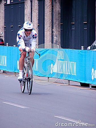 Giro d Italia Last Race Editorial Photography