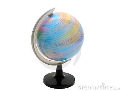 Giro do globo da terra