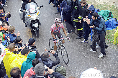GIRO ITALIA Editorial Stock Photo